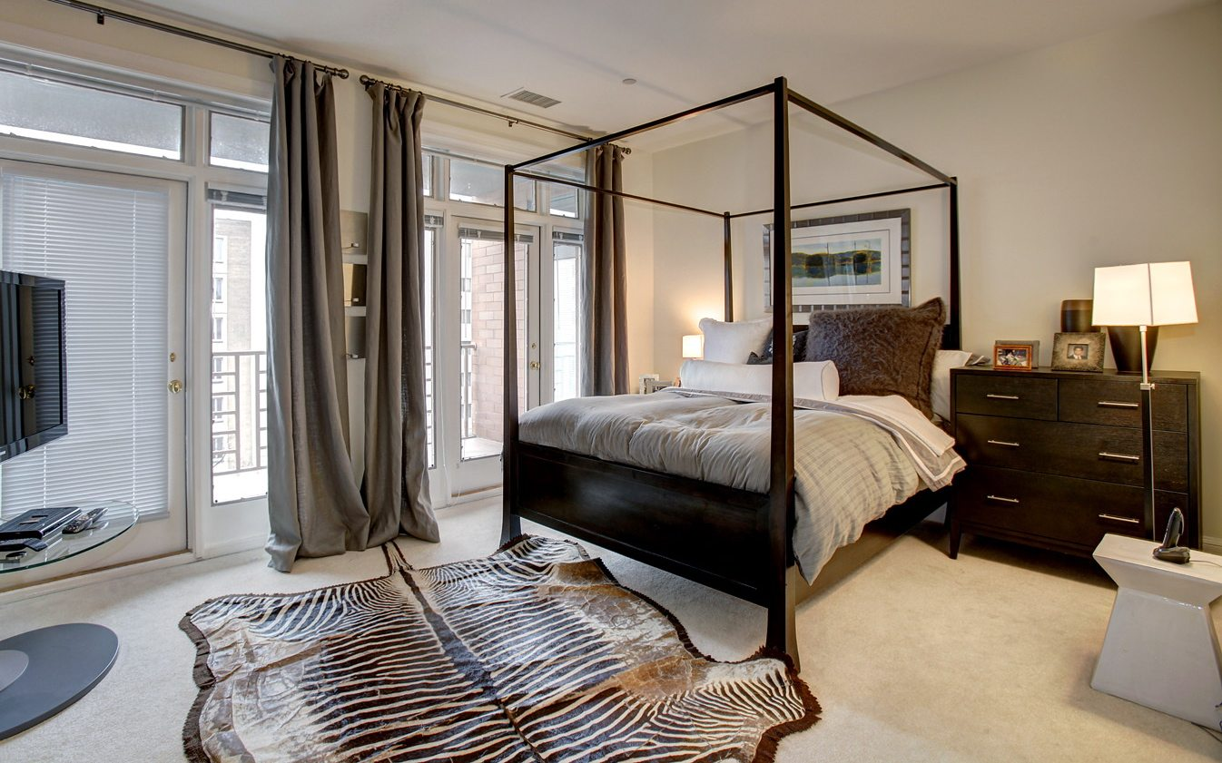 Luxury Apartments in Washington, DC | 2401 Pennsylvania Ave Residences | Bedroom