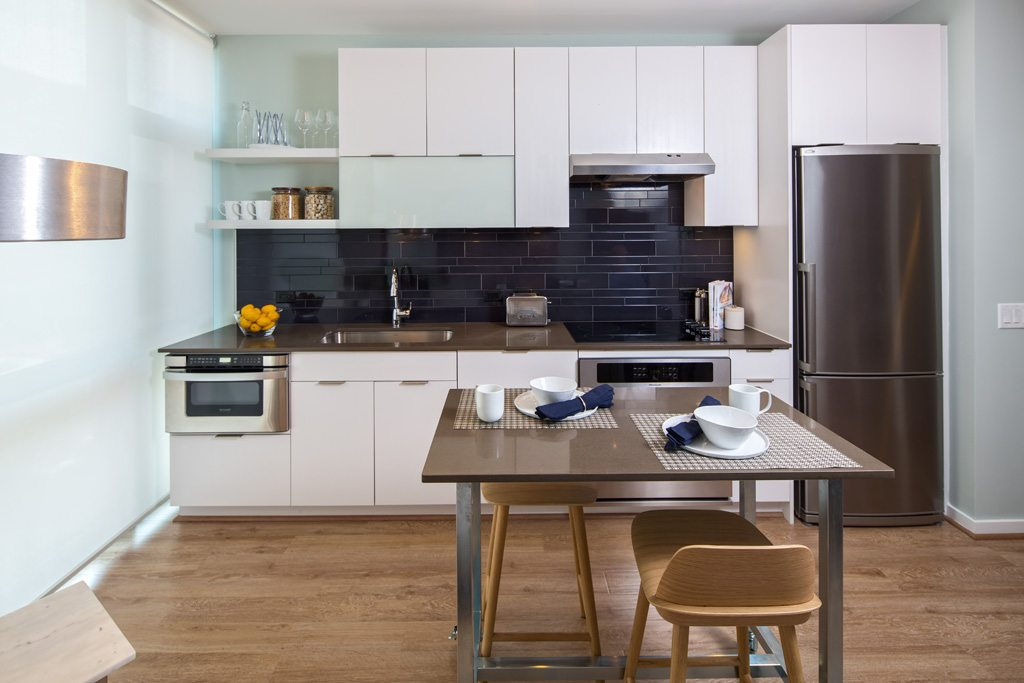Genial Best Apartment Kitchens In DC | The Shay | Luxury Apartments In Shaw,  Washington DC