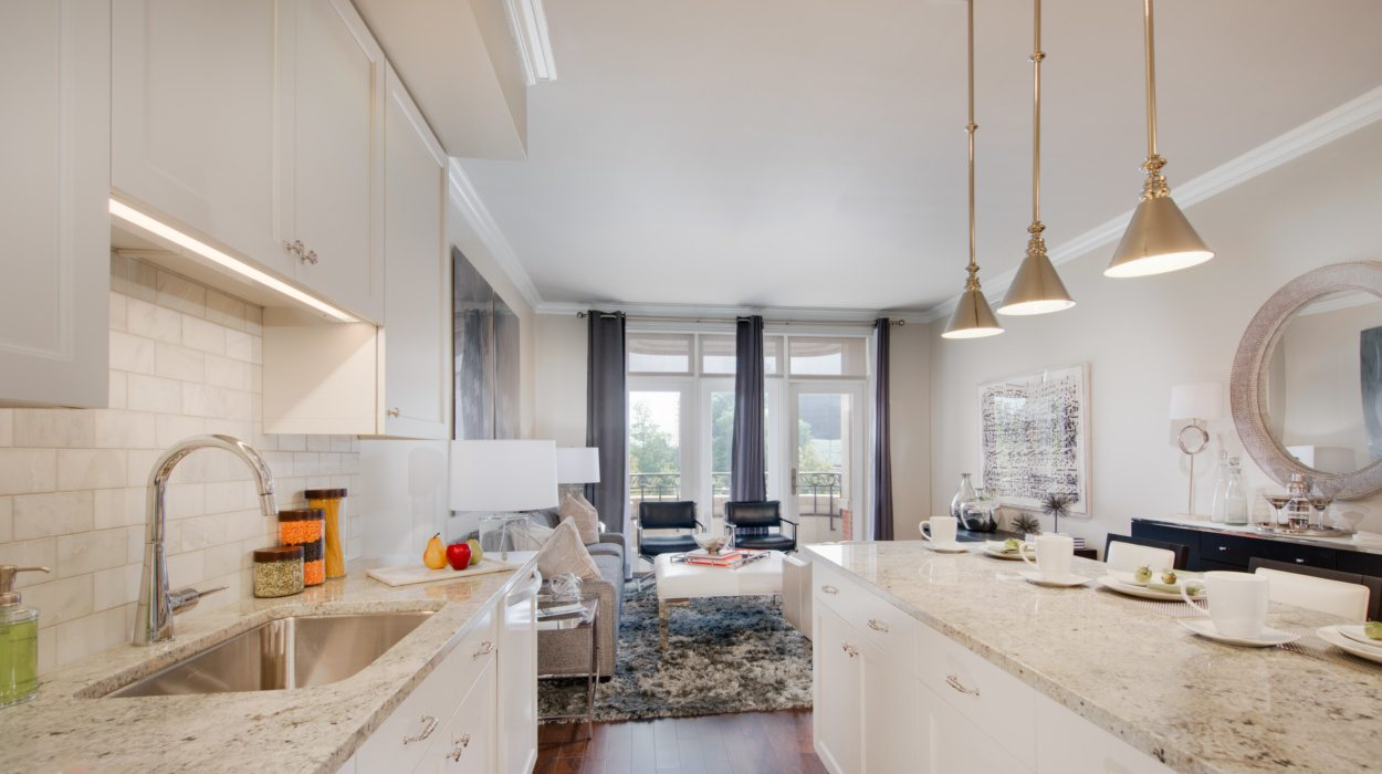 Apartment Kitchens The 5 Best Apartment Kitchens In Dc Apartminty