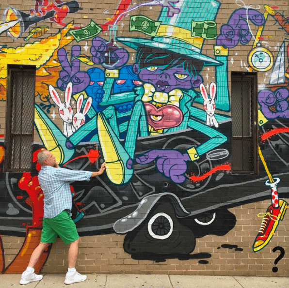 The Instagrammers Guide To Washington, DC | Photo-Ops in Washington, DC | NoMa Neighborhood Murals