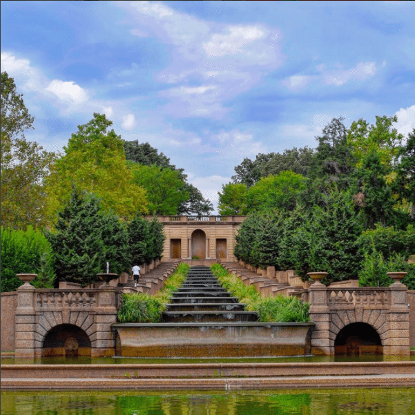 The Instagrammers Guide To Washington, DC | Photo-Ops in Washington, DC |Meridian Hill Park