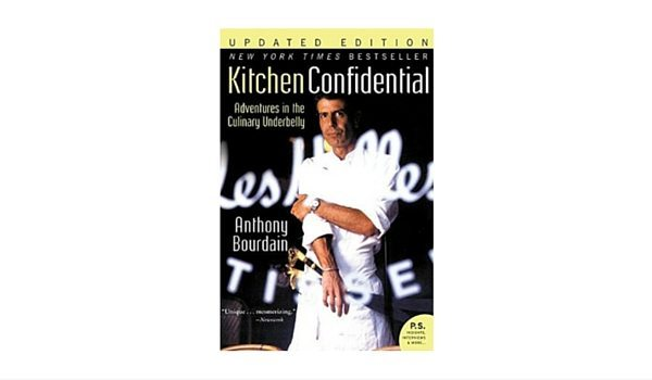 Apartminty Fresh Picks: Easy Breezy Summer Reads | Kitchen Confidential: Updated Edition by Anthony Bourdain