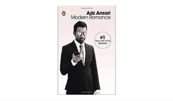 Apartminty Fresh Picks: Easy Breezy Summer Reads | Modern Romance by Aziz Ansari