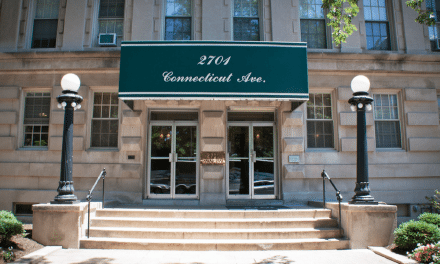 Spacious Two Bedroom Apartment in Historic Woodley Park