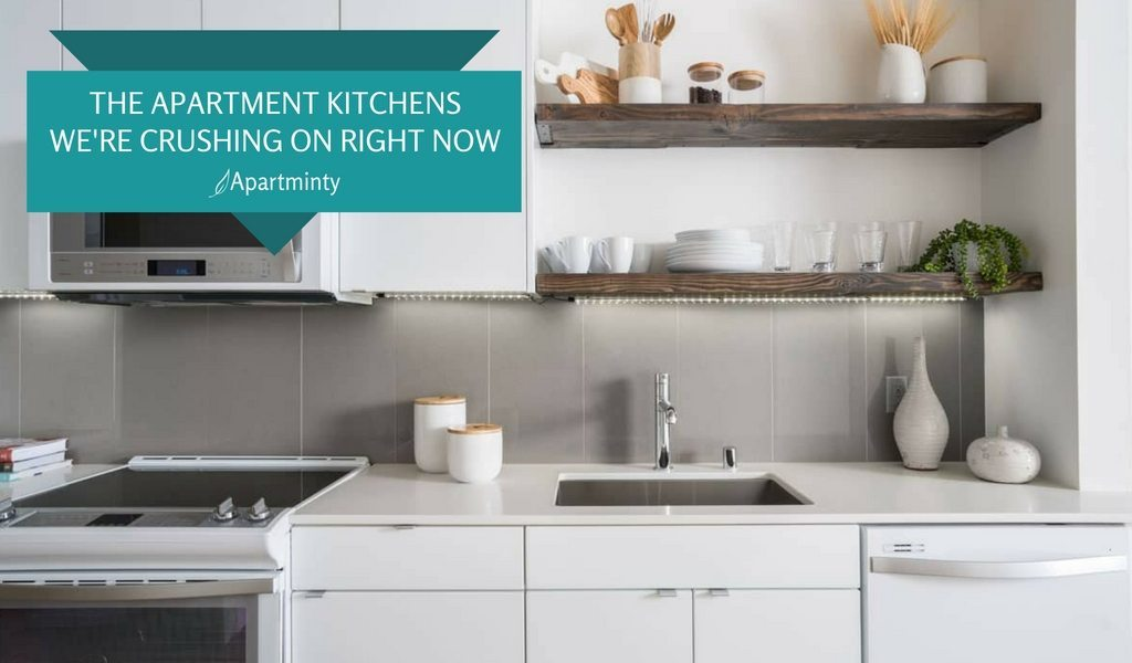 The Apartment Kitchens Weu0027re Crushing On Right Now | Design And Decor  Inspiration