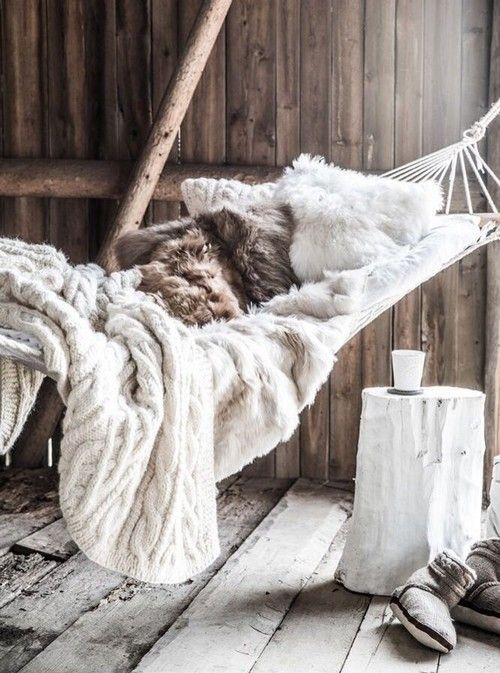 Fall Apartment Decor Trends   Warm & Fuzzy Faux Fur Accents