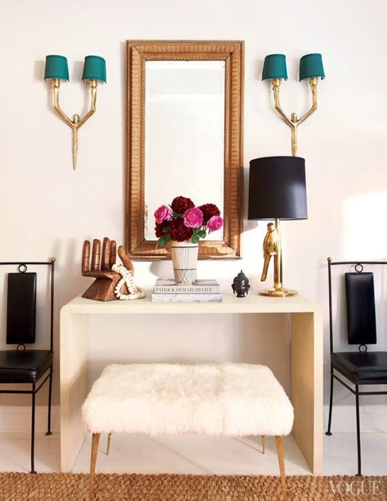 Fall Apartment Decor Trends   Oxblood Hues