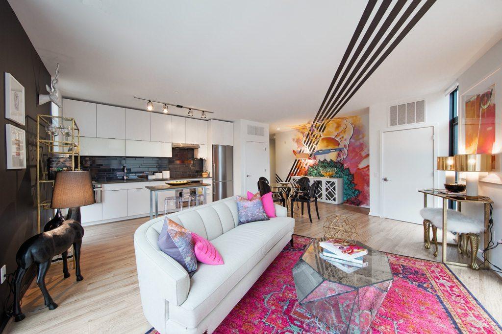 the-shay-apartments-shaw-neighborhood-washington-dc-living-room-and-kitchen