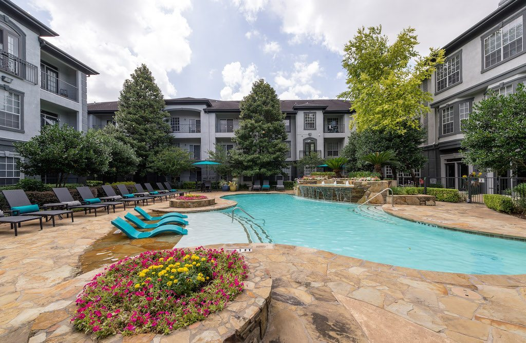 2 Camden Midtown Houston Texas Apartments Two Resort
