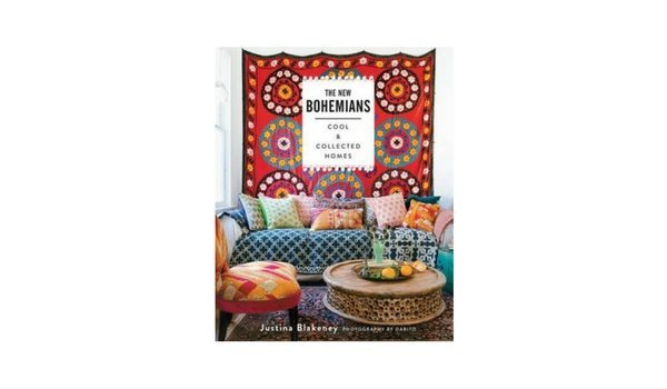 Apartminty Fresh Picks: Bohemian Chic Decor   The New Bohemians: Cool and Collected Homes Book By Justina Blakeney