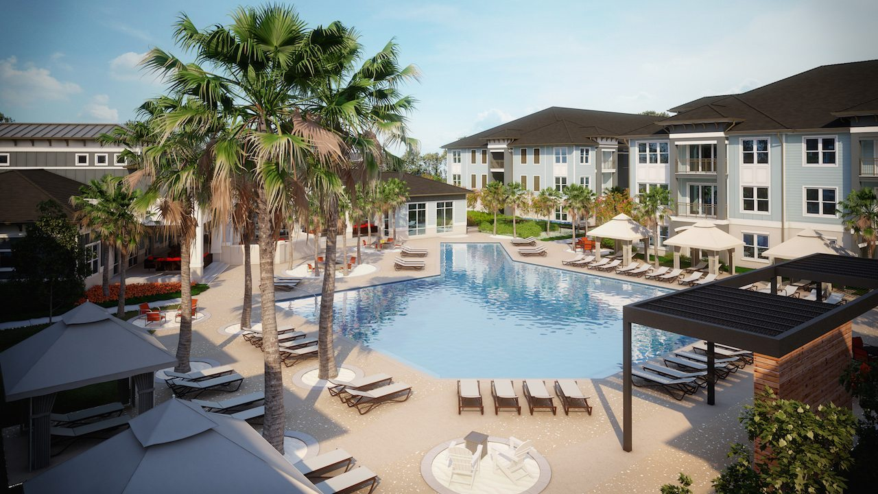 Nice Aria At Millenia Apartments | Orlando, FL | Best Apartment Pools