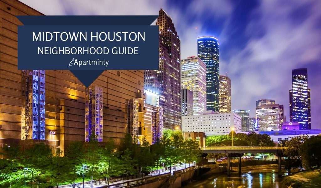 Apartment Complexes In Midtown Houston