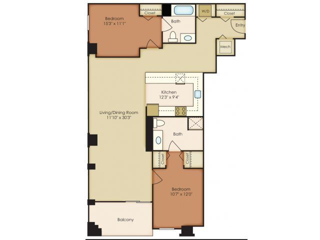 222 saratoga property page apartminty