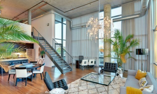 The Lust List: Envy-Inducing Loft-Style Apartments Available Across The U.S.
