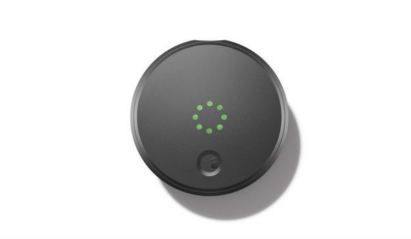 Apartminty Fresh Picks: The High-Tech Home | August Smart Lock With Keyless Entry