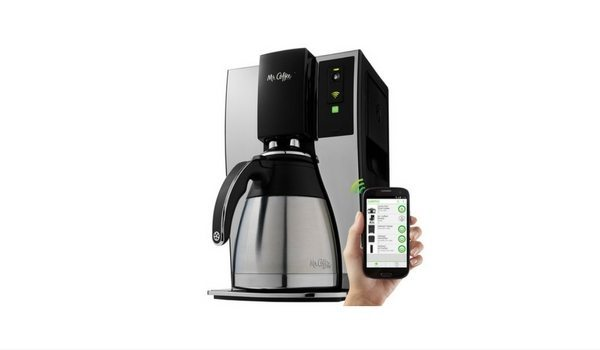 Apartminty Fresh Picks: The High Tech Home | Mr Coffee Smart WiFi Enabled Coffeemaker