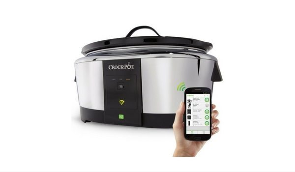 Apartminty Fresh Picks: The High Tech Home | WeMo Smart WiFi Enabled Slow Cooker