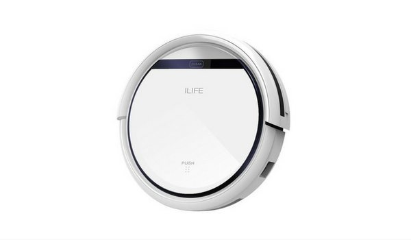 Apartminty Fresh Picks: The High Tech Home | ILIFE Robotic Vacuum Cleaner For Pets and Allergies