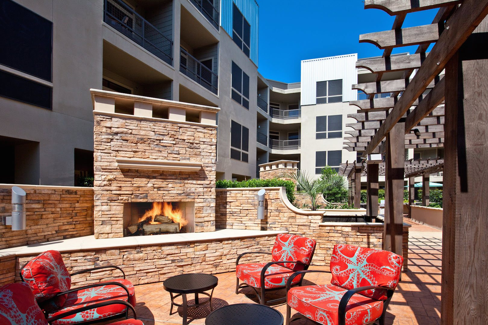 singleliving in style one bedroom apartments in houston