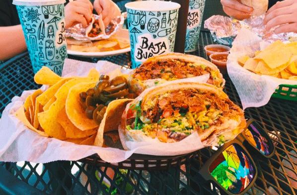 Nashville's Berry Hill Neighborhood Guide | Visit Baja Burrito For Lunch