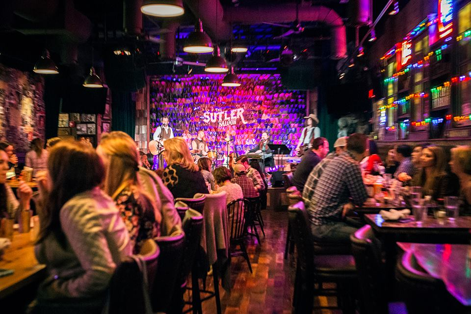 Nashville's Berry Hill Neighborhood Guide | The Sutler Saloon For Live Music