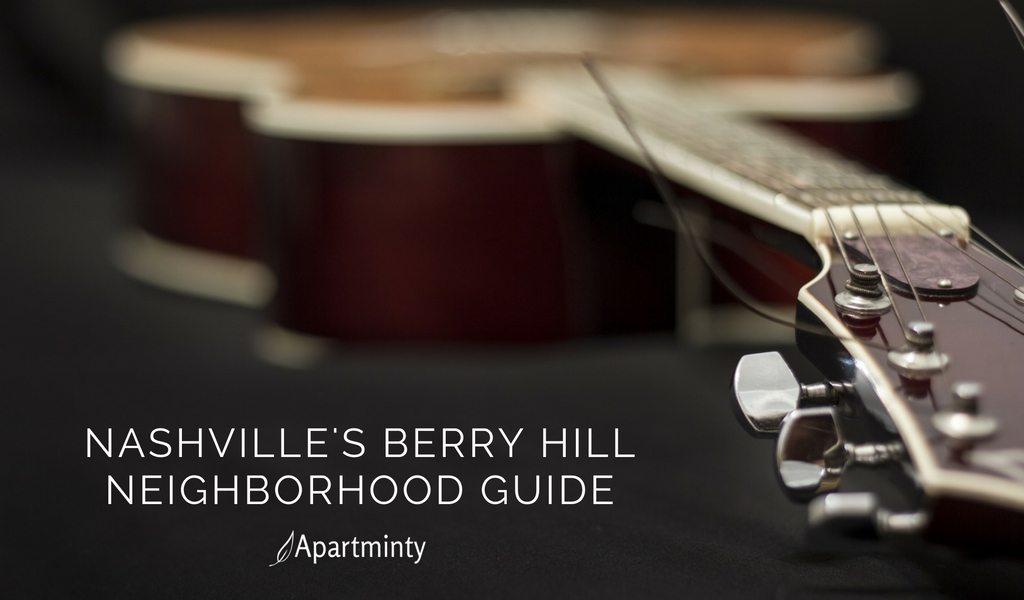 Nashville's Berry Hill Neighborhood Guide