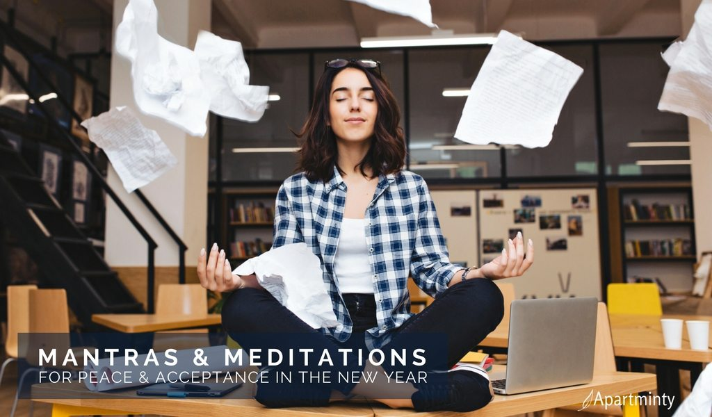 Mantras & Meditations For Peace & Acceptance In The New Year