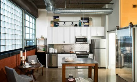Lust List: Gorgeous Apartment Kitchens In Washington, DC