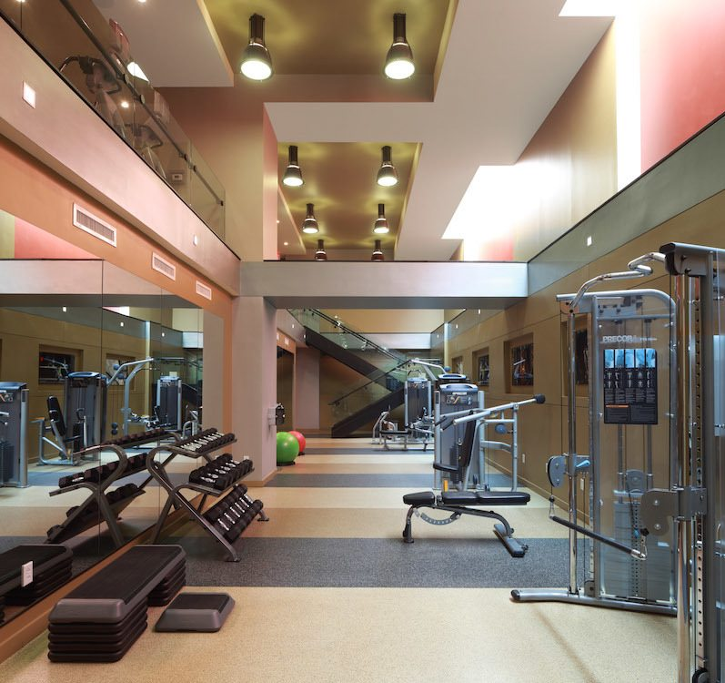 best-apartments-with-fitness-centers-in-dc-leo-at-waterfront-station-southwest-waterfront-fitness-center