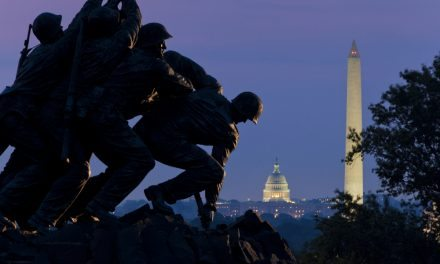 Arlington Monuments & Memorials Worth Crossing The Potomac For
