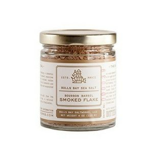 Amazon Pantry Indulgences To Order Right Now | Bourbon Barrel Smoked Flaked Sea Salt