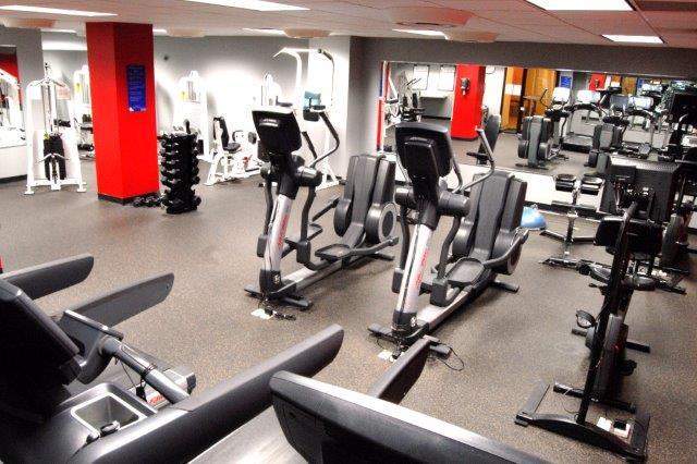 Highland House West Apartment Community Fitness Center