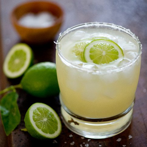 Lightened Up Summer Recipes | Healthy Recipes | NorCal Margarita