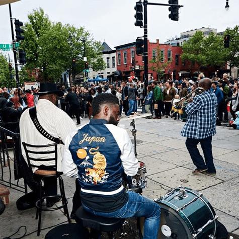 U Street Neighborhood | DC's Most Walkable Neighborhoods | Apartment Hunting