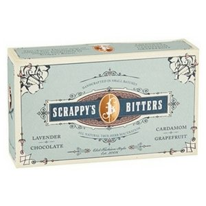 Summer Bar Cart Items | Scrappy's Bitters Exotic Sampler Pack