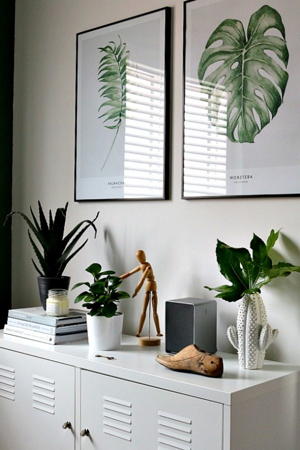 Apartment Decor For Summer | Summer Decor Trends | Green Accents
