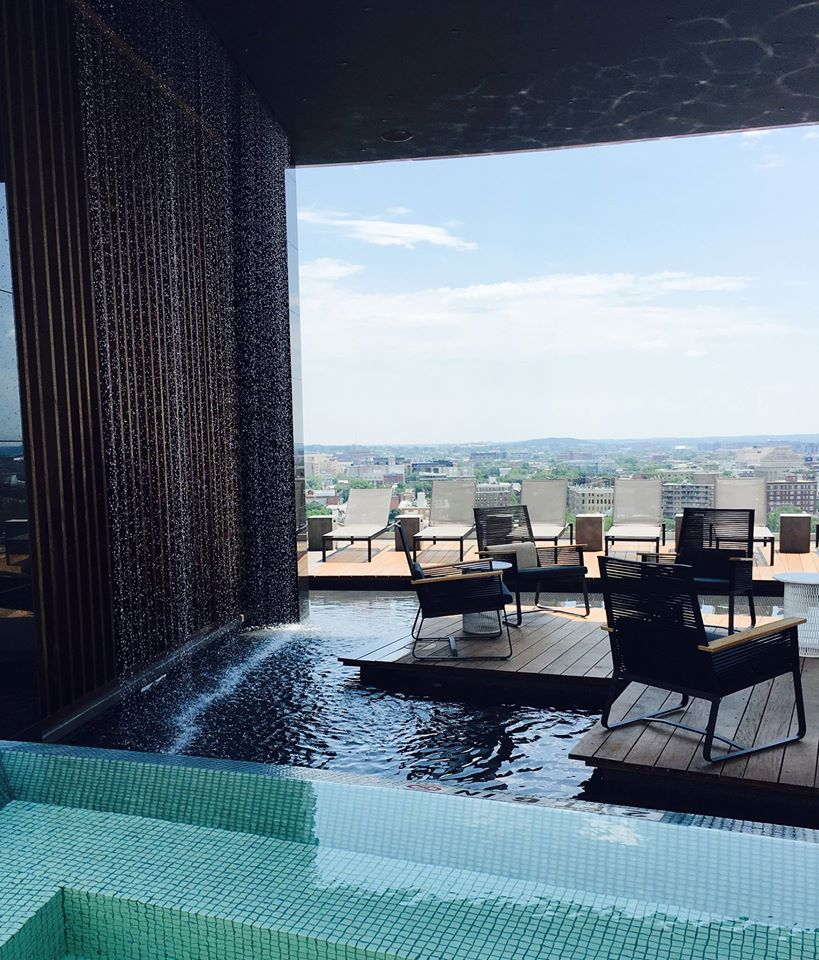 The Best Apartment Rooftop Pools In Dc Apartminty