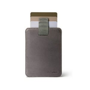 Father's Day Gift Ideas | Gifts For Dad | Gifts For Men | Leather Pull-Tab Wallet With Money Clip