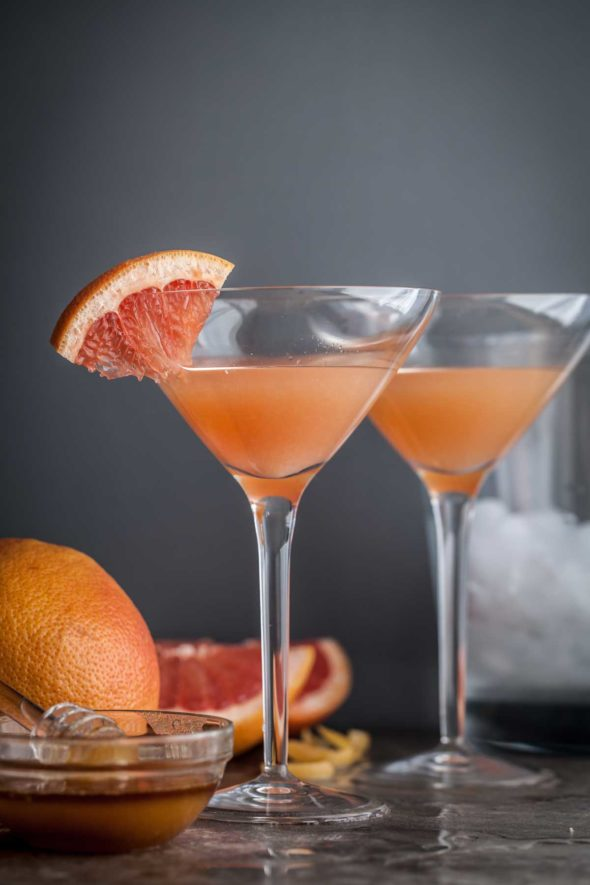 National Bourbon Day | Brown Derby: Grapefruit, Bourbon and Honey Cocktail Recipe