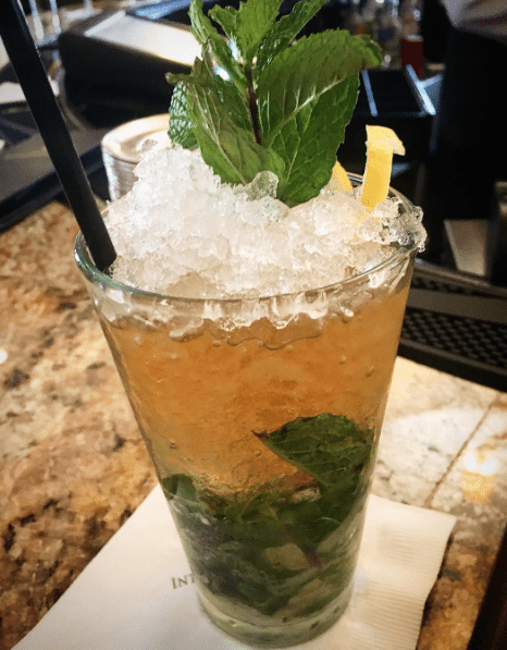 National Bourbon Day | Classic Mint Julep Cocktail At The Willard InterContinental's Round Robin Bar