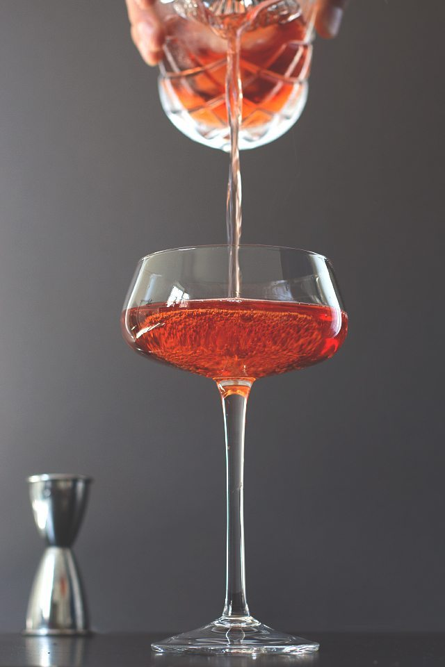 National Bourbon Day | Boulevardier Cocktail Recipe