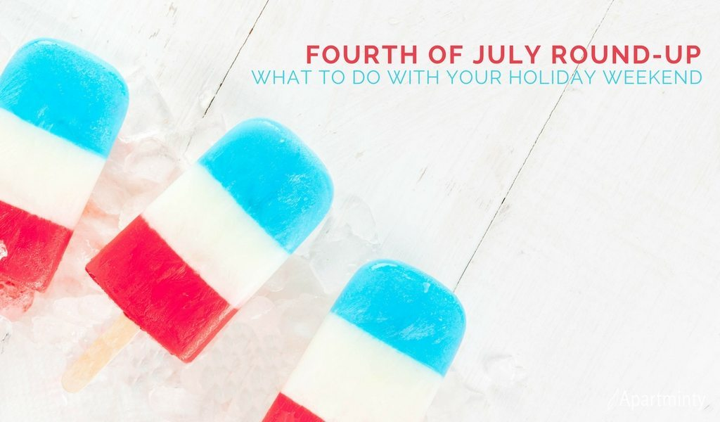 Fourth of July Round-Up