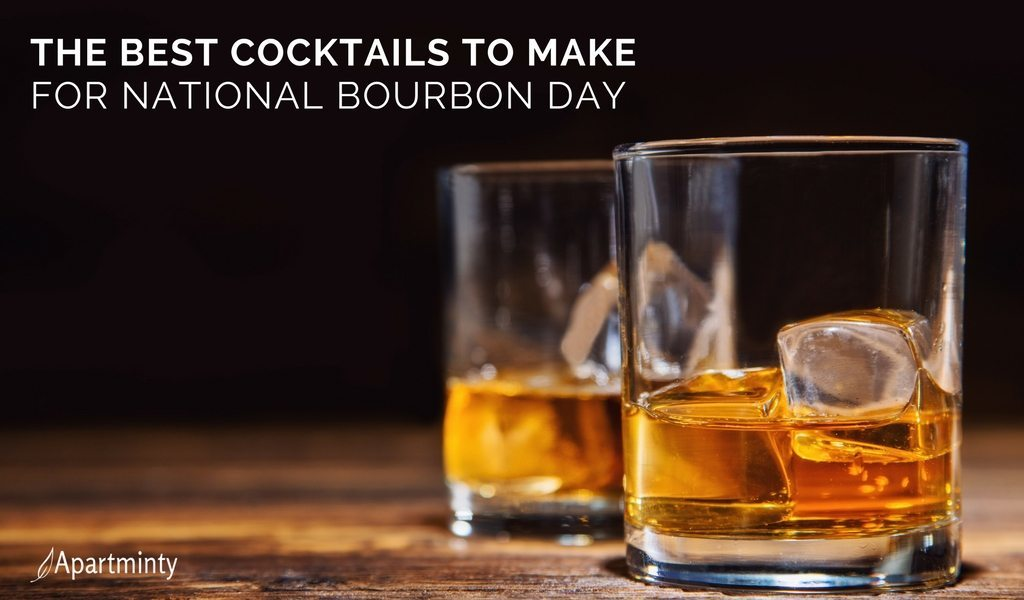 How To Celebrate National Bourbon Day | Bourbon Cocktail Recipes | Best Bourbon Drinks In DC