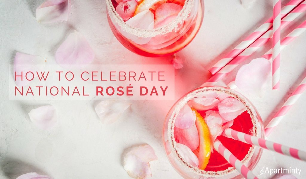 How To Celebrate National Rosé Day