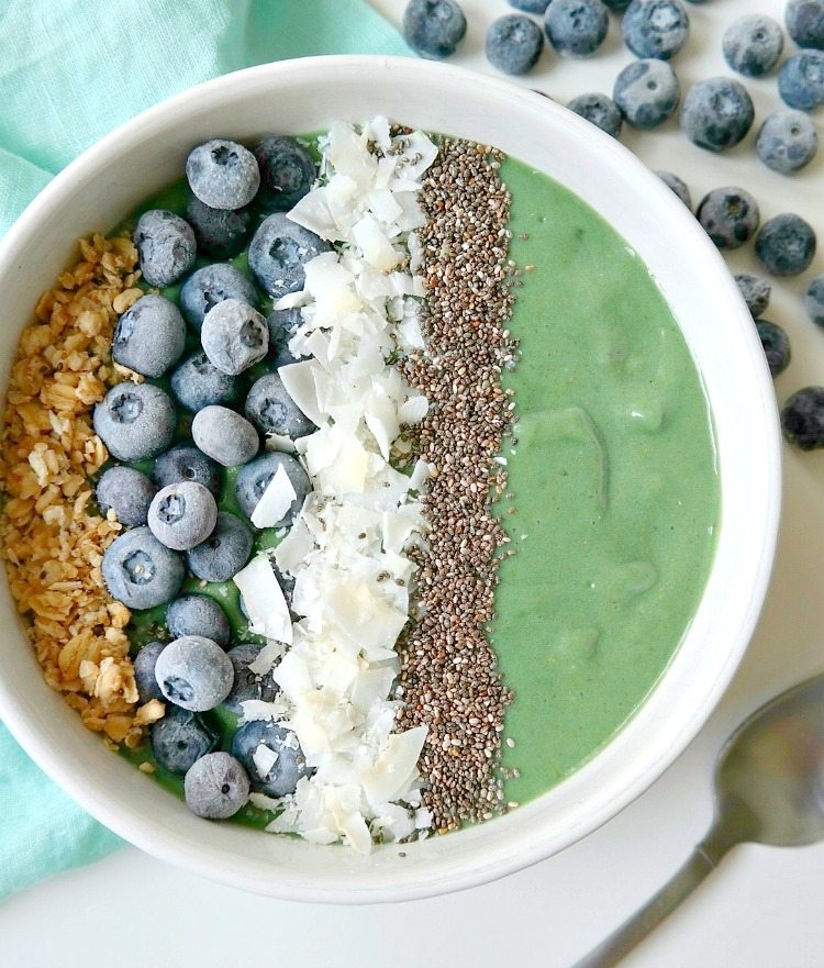 Smoothie Bowl Recipes | Summer Recipe Ideas | Mermaid Smoothie Bowl