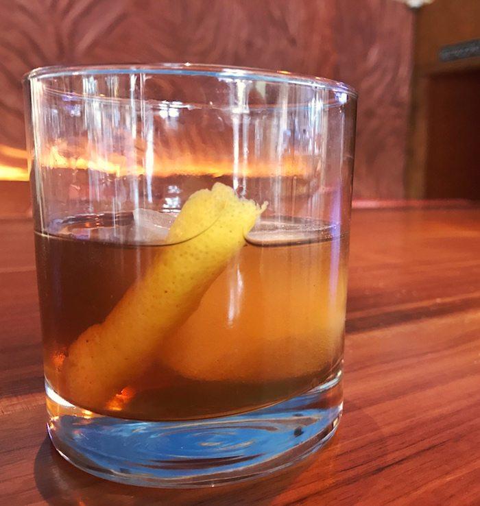 National Bourbon Day | Old Moda Bourbon Cocktail At Oz Restaurant & Bar, Arlington, VA