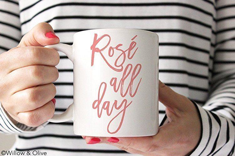National Rosé Day | Rosé All Day Mug