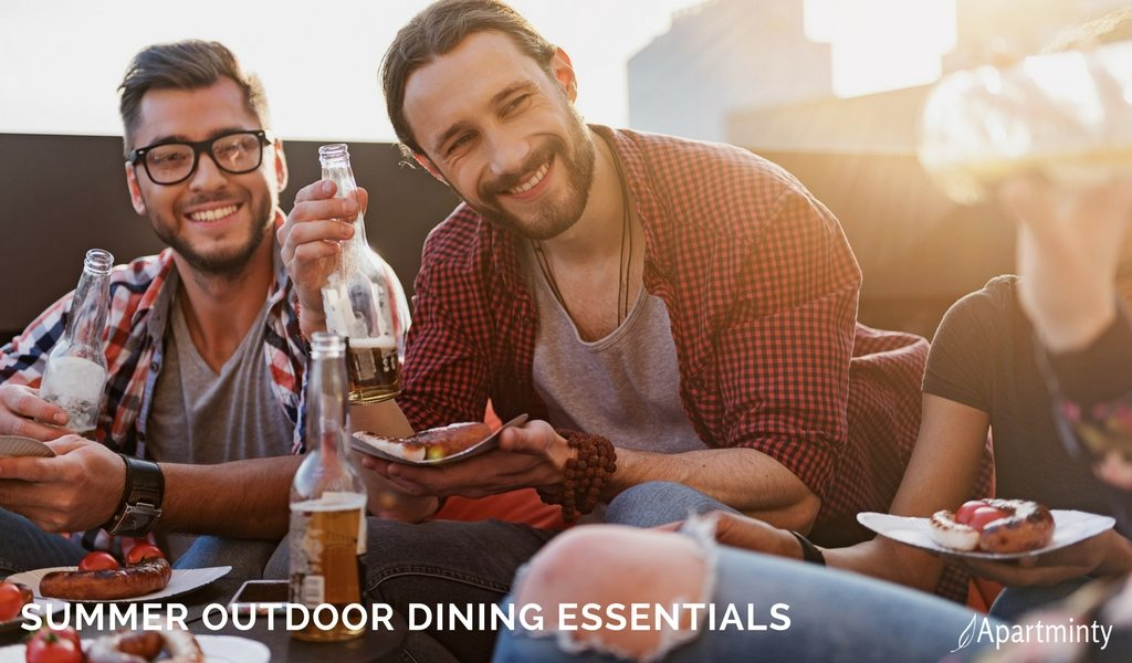 Summer Outdoor Dining Essentials
