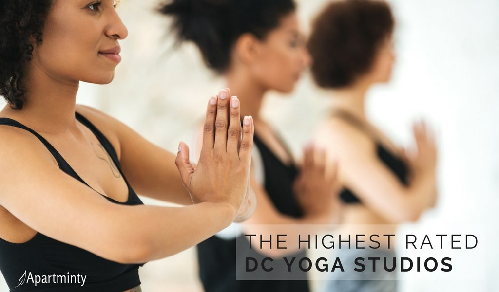 The Highest Rated DC Yoga Studios