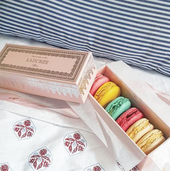 DC's Most Instagrammable Desserts | La Duree